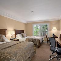 Days Inn San Diego Hotel Circle Near Seaworld Business Two Queen Room