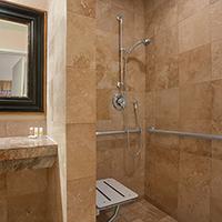 Days Inn San Diego Hotel Circle Near Seaworld ADA Bathroom