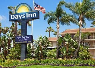 戴斯聖地亞哥酒店- 靠近海洋世界