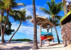 宜必思海灣度假酒店 - 基韋斯特 - 海灘