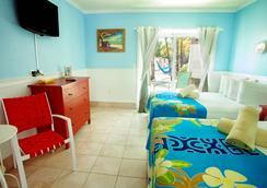 宜必思海灣度假酒店 - 基韋斯特 - 臥室