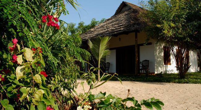 Fumba Beach Lodge - 桑給巴爾 - 建築