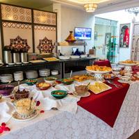 Hotel & Ryad Art Place Marrakech Breakfast Area