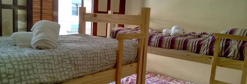 Quintal Do Maracana Hostel - 里約熱內盧 - 臥室