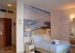 索文納酒店 - 里米尼 - 臥室