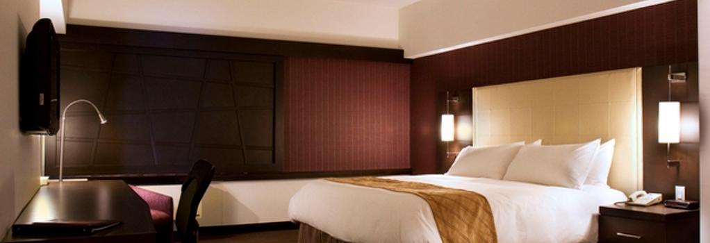 Hôtel Ruby Foo's - Montreal - 臥室