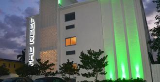 礁北海灘鄉村度假酒店 - 勞德代爾堡 - 建築