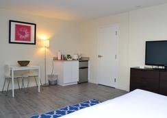 The Reef A North Beach Village Resort Hotel - 勞德代爾堡 - 臥室