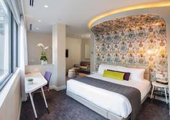 夢幻城酒店 - 紐約 - 臥室