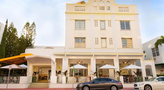 Stiles Hotel - 邁阿密海灘 - 建築