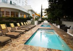 斯泰爾斯酒店 - 邁阿密海灘 - 游泳池