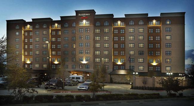 Residence Inn by Marriott DFW Airport North-Grapevine - 格雷普韋恩 - 建築