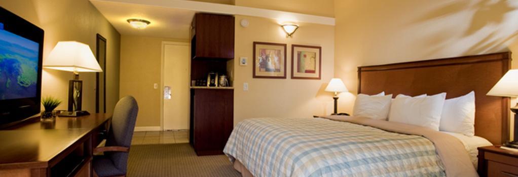 Red Cottage Inn & Suites - 門洛帕克 - 臥室