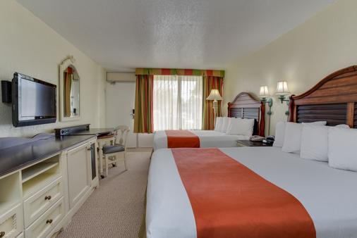 瑟諾拉酒店及套房- 正門東 - 基西米 - 臥室