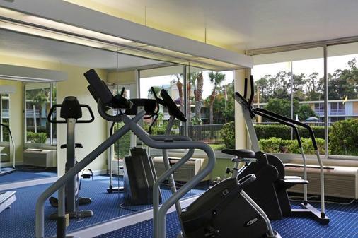 瑟諾拉酒店及套房- 正門東 - 基西米 - 健身房
