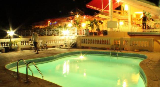Paradis Hotel - 海地首都太子港 - 建築