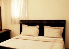 Paradis Hotel - 海地首都太子港 - 臥室
