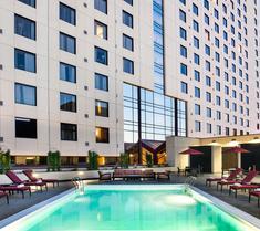 奧克蘭市中心萬豪酒店