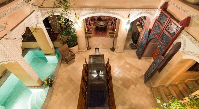 Riad Lorsya - 馬拉喀什 - 建築