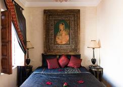 Riad Lorsya - 馬拉喀什 - 臥室