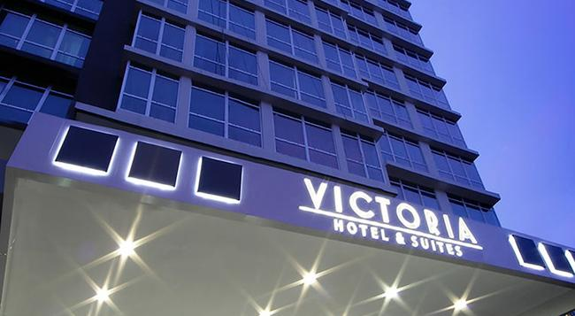 Clarion Victoria Hotel and Suites Panama - 巴拿馬城 - 建築