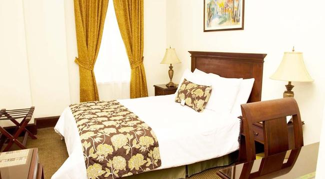 Gran Hotel Costa Rica - San Jose - 臥室