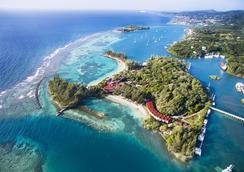幻想島海灘度假村和碼頭- 全包 - 羅丹島 - 海灘