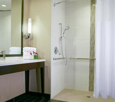 亞特蘭大市郊- 凱悅克里斯蒂娜別墅 - 亞特蘭大 - 浴室