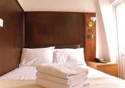 倫敦廣場酒店 - 倫敦 - 臥室