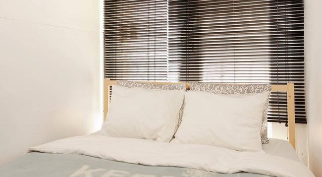 Colony Hostel - 伊斯坦堡 - 臥室