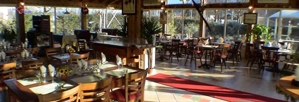Fasthôtel Chambery - Chambery - 餐廳