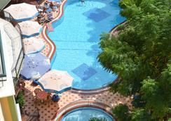 克列奧帕特拉德里姆斯海灘酒店 - 阿拉尼亞 - 游泳池