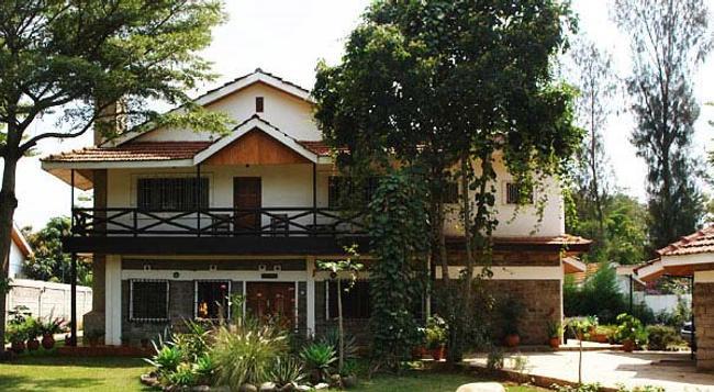 Safari Park Hotel And Casino - 內羅畢 - 建築