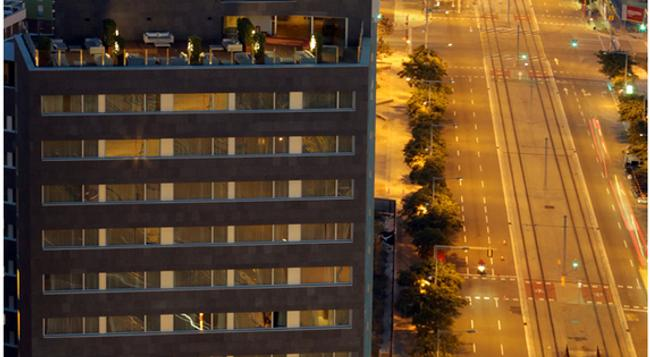 Hotel Sb Diagonal Zero Barcelona - 巴塞羅那 - 建築