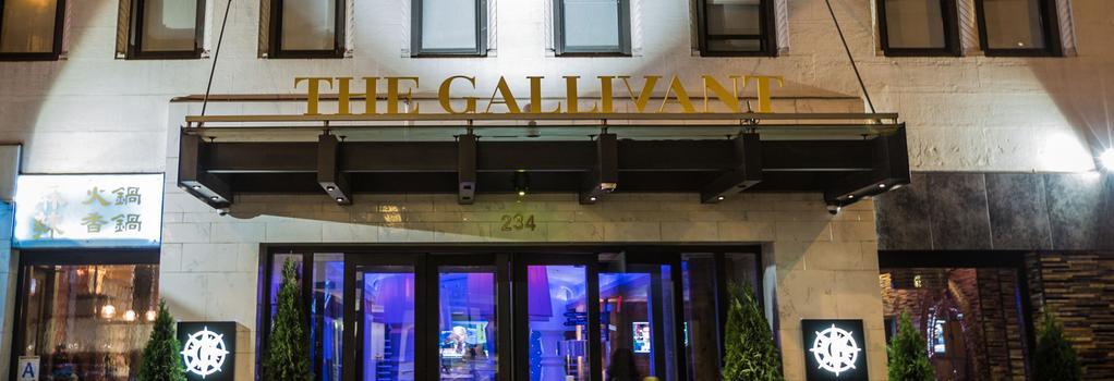 The Gallivant Times Square - 紐約 - 建築