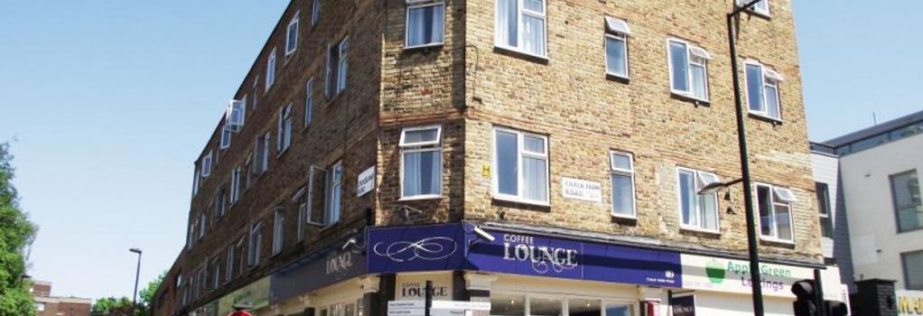 Camden Lock Hotel - 倫敦 - 建築