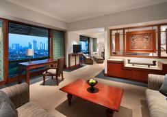 雅加達蘇丹酒店 - 雅加達 - 臥室