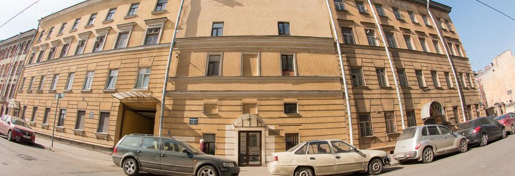 Spirit House - 聖彼得堡 - 建築