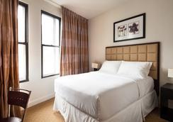 91酒店 - 紐約 - 臥室