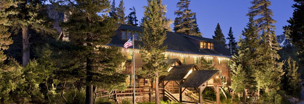 Tamarack Lodge - 馬姆莫斯湖 - 建築