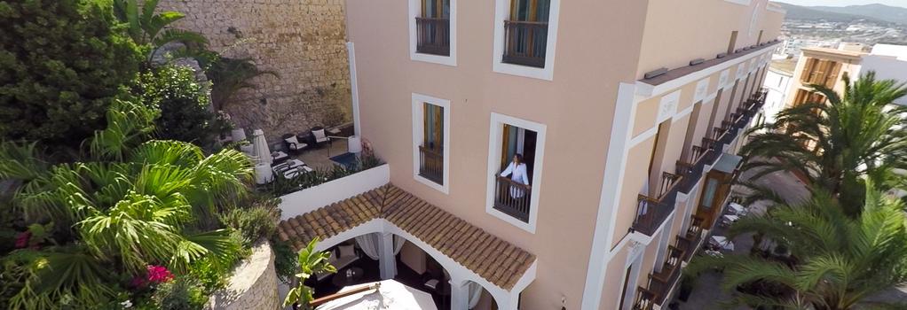 Mirador de Dalt Vila - 伊維薩鎮 - 建築