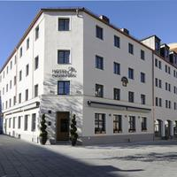Hotel Blauer Bock Hotel Front