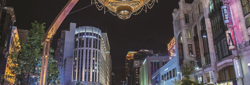 Wyndham Cleveland at Playhouse Square - 克利夫蘭 - 建築