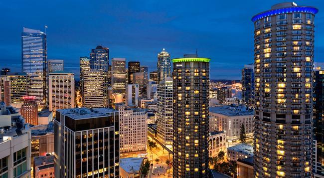 The Westin Seattle - 西雅圖 - 建築