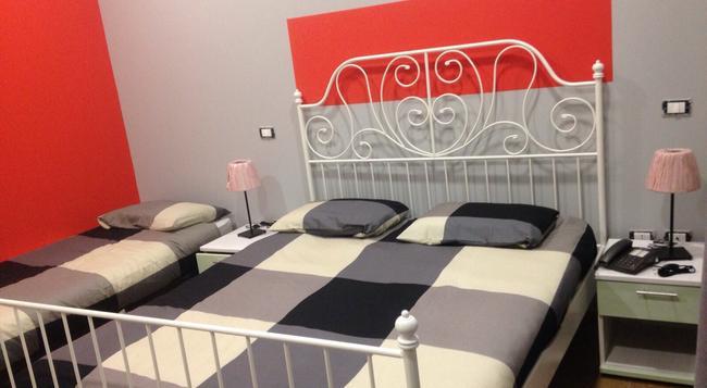 Hotel Bella Vita - 羅馬 - 臥室