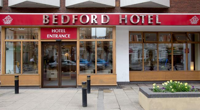 Bedford Hotel - 倫敦 - 建築