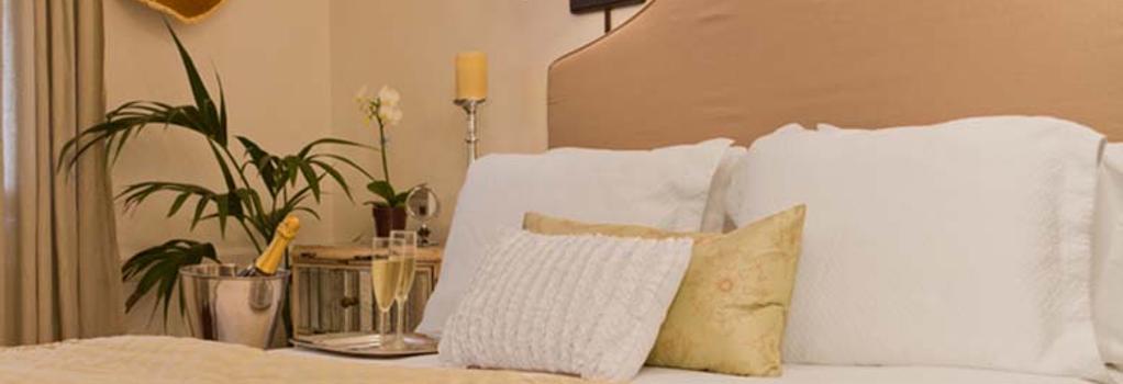 The Bed & Breakfast Inn at La Jolla - La Jolla - 臥室