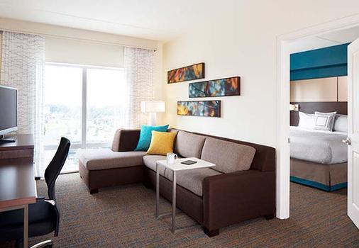 邁阿密西佛羅里達公路萬豪長住飯店 - 邁阿密 - 臥室