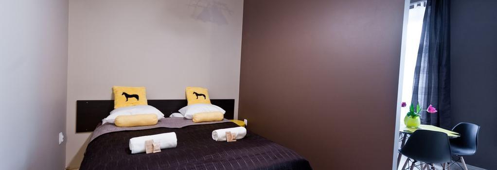 Platinum Aparthotel - Krakow - 臥室