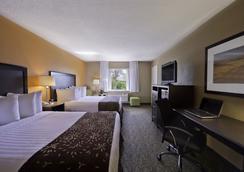 貝斯特韋斯特普勒斯棕櫚灘湖群酒店 - West Palm Beach - 臥室